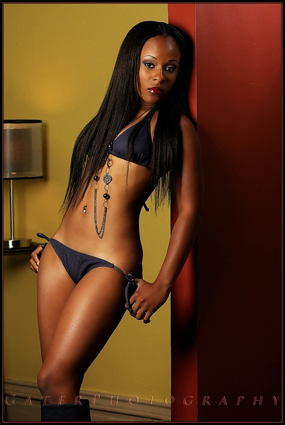 Female model photo shoot of Brittany S Black by Jesse Gater Photography