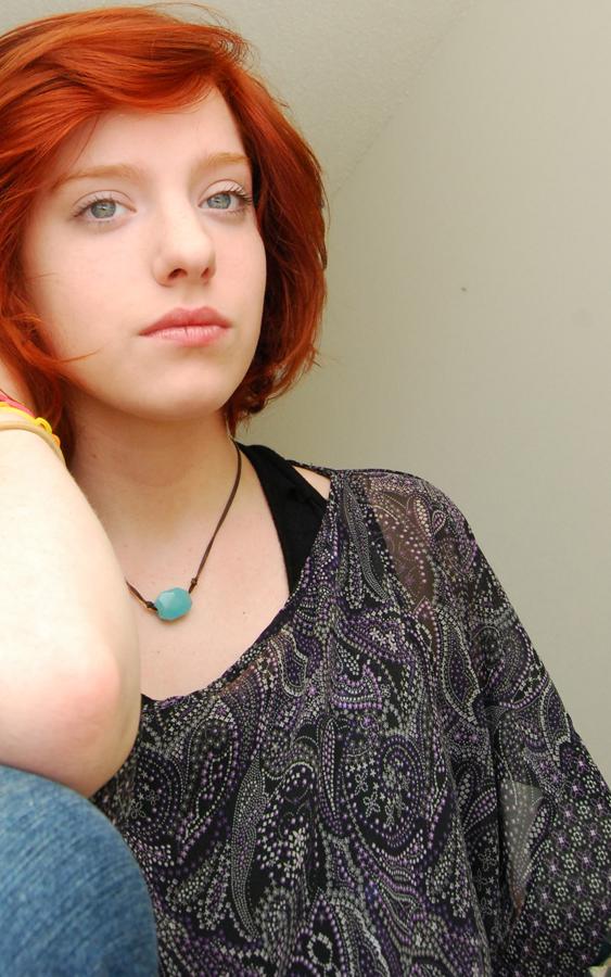 Sep 15, 2010 Veronica Cofield - 2010 Self Portrait