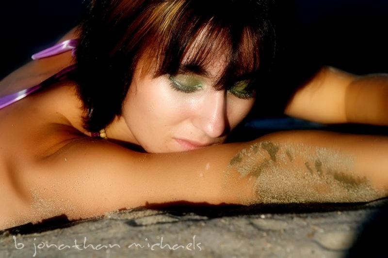Female model photo shoot of Salea