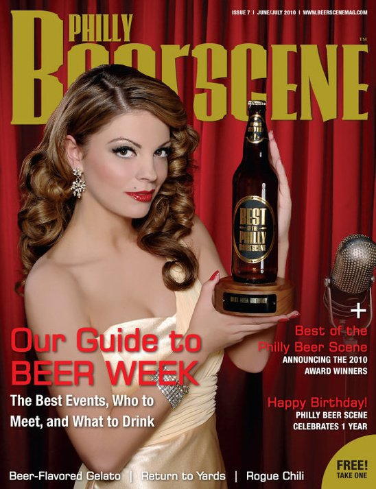 Sep 16, 2010 Philly Bar Scene magazine