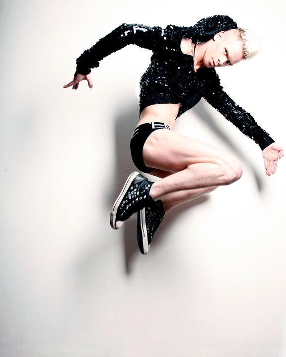 London Sep 16, 2010 haringman + Jump Baby Jump