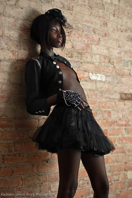 Sep 16, 2010 Photo by: Kadeem Lewis-Riley Model: Mari Malek @ DjameeModels