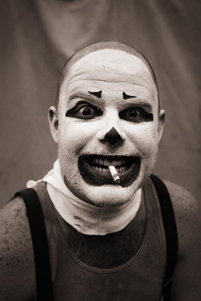 Clown Yard Sep 18, 2010 Highball Society Bradley