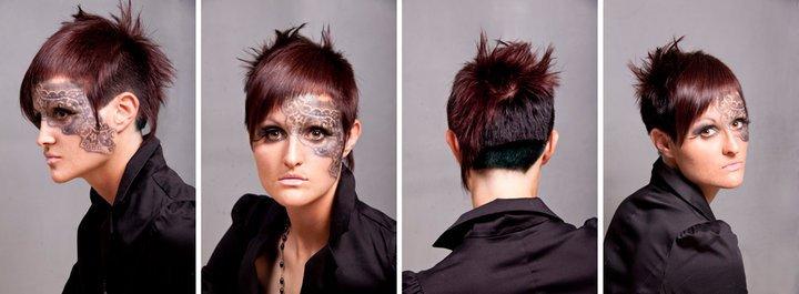 Sep 18, 2010 David Phelps vidal sassoon hair show