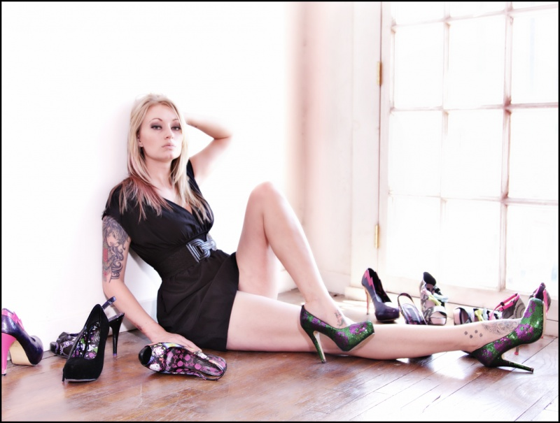 Sep 19, 2010 Prisoner to shoes...