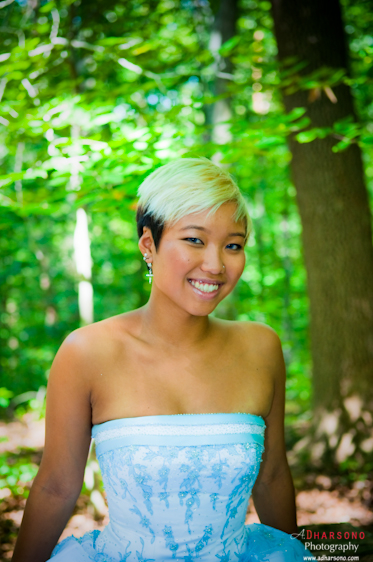 Female model photo shoot of lilmizzunperfect89 in Ridely Creek State Park, makeup by Heather H MUA