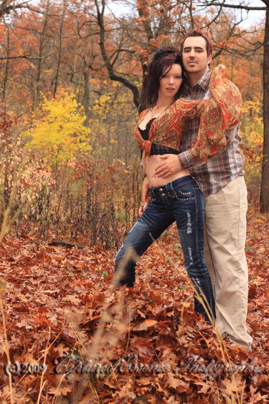 Toronto Sep 19, 2010 CapturedEssencePhoto.com Fall engagement shoot
