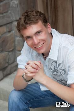 Male model photo shoot of Luke Blackwell