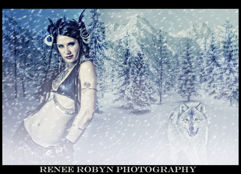 Female model photo shoot of Renee Robyn Photography and Lydian-Grey in Edmonton