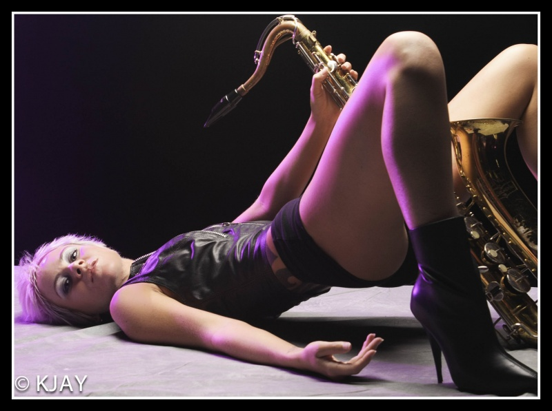 Sep 20, 2010 KJAY Photography Sexy Sax & Rocking Guitar!!!