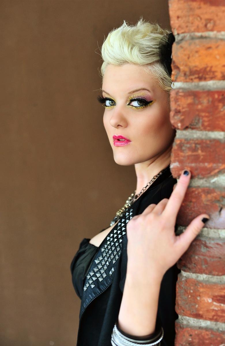 Female model photo shoot of Nic Martini in Tacoma, WA