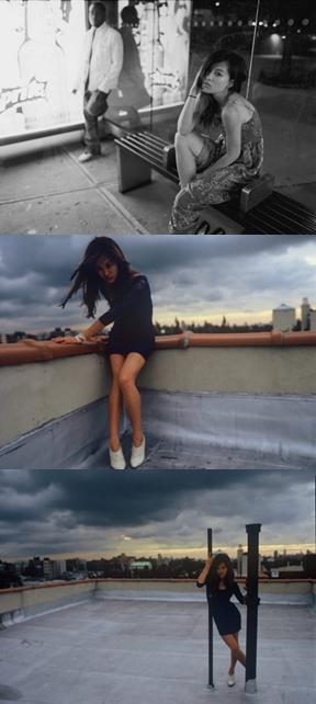 Female model photo shoot of Vagabondita