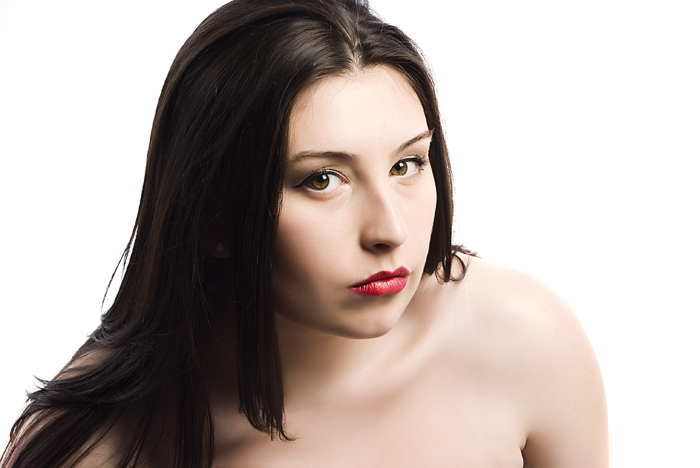 Female model photo shoot of Luna_ravyn