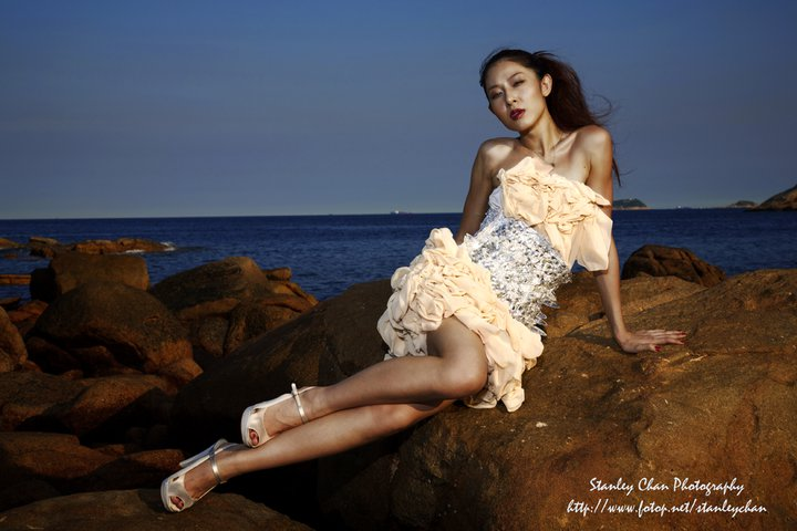 Female model photo shoot of Nadya Lam