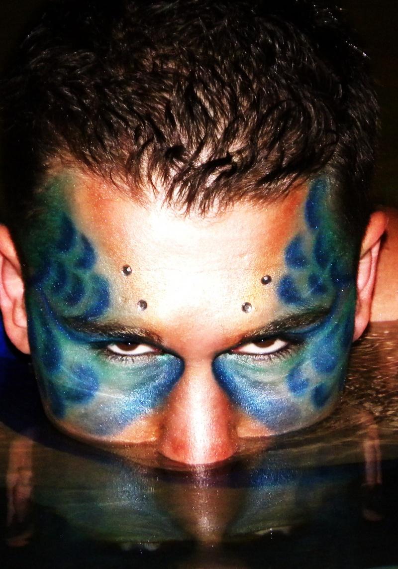 Male model photo shoot of Derek Weinzinger