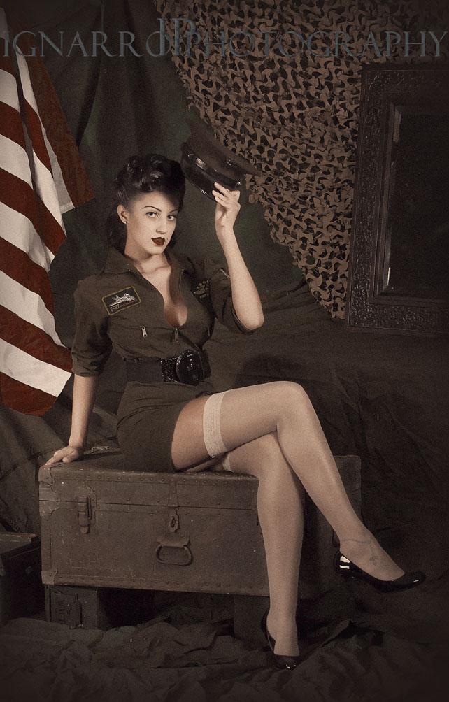 Tampa Sep 23, 2010 Ignarro Photography Military Vintage-Melisa