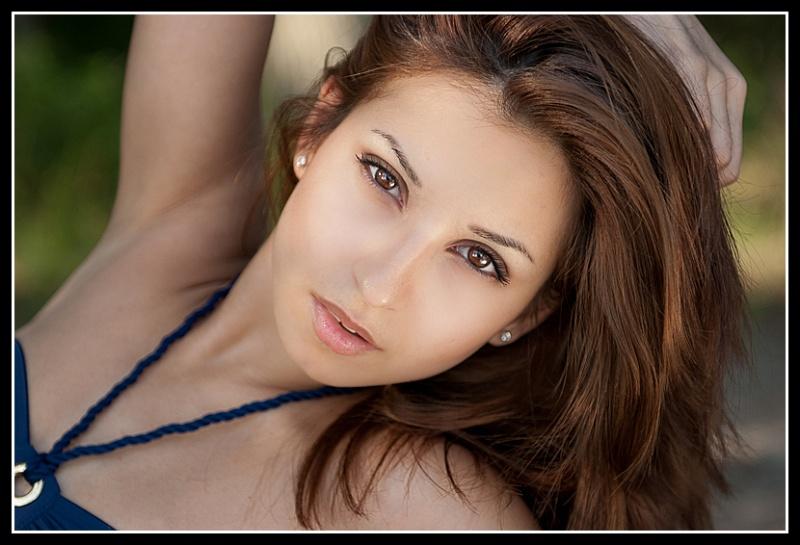 Female model photo shoot of Ninaria by Michael Malo