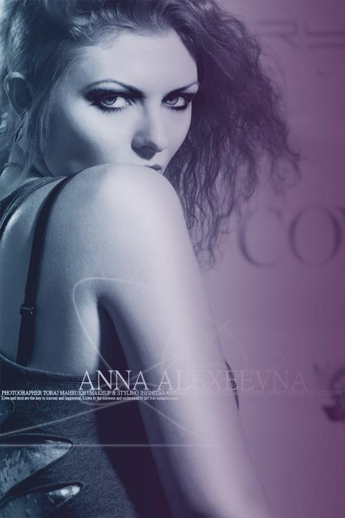 Female model photo shoot of Infinitas Animae