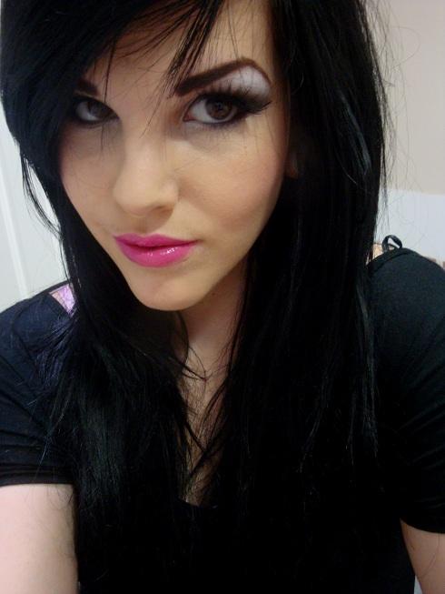 Sep 27, 2010 Makeup on myself