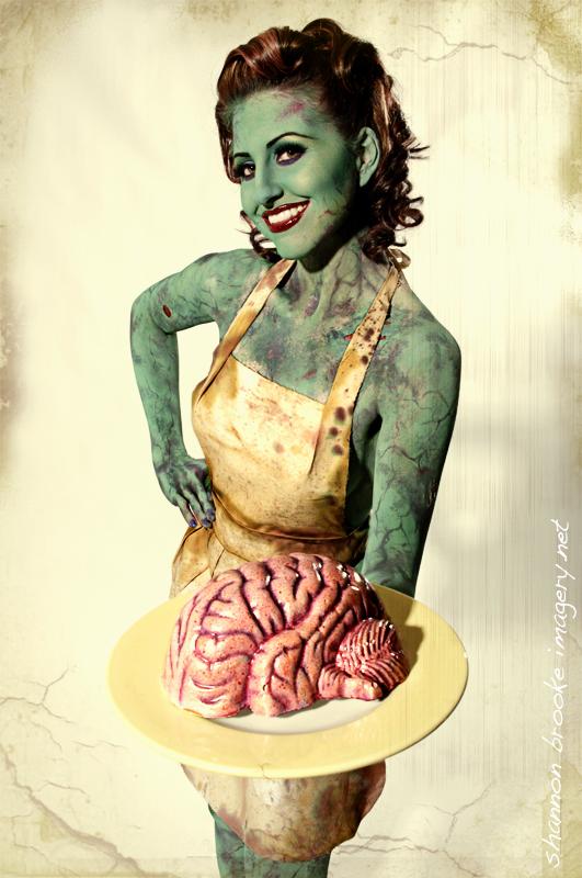 Sep 27, 2010 Revecka by Shannon Brooke Makeup By Jennifer Corona / Mua assistant PoffoMan