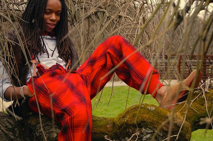 Female model photo shoot of Morgan Powell stylist in Washington, DC