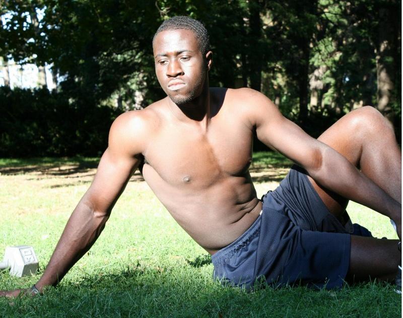 Male model photo shoot of canadian blackstar in Park