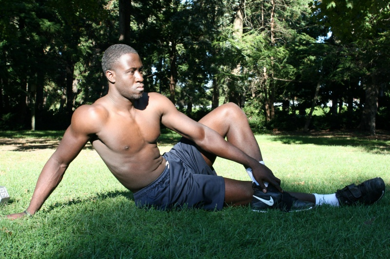 Male model photo shoot of canadian blackstar in @ the park