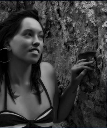 Female model photo shoot of Silly Jessica  in High Rock