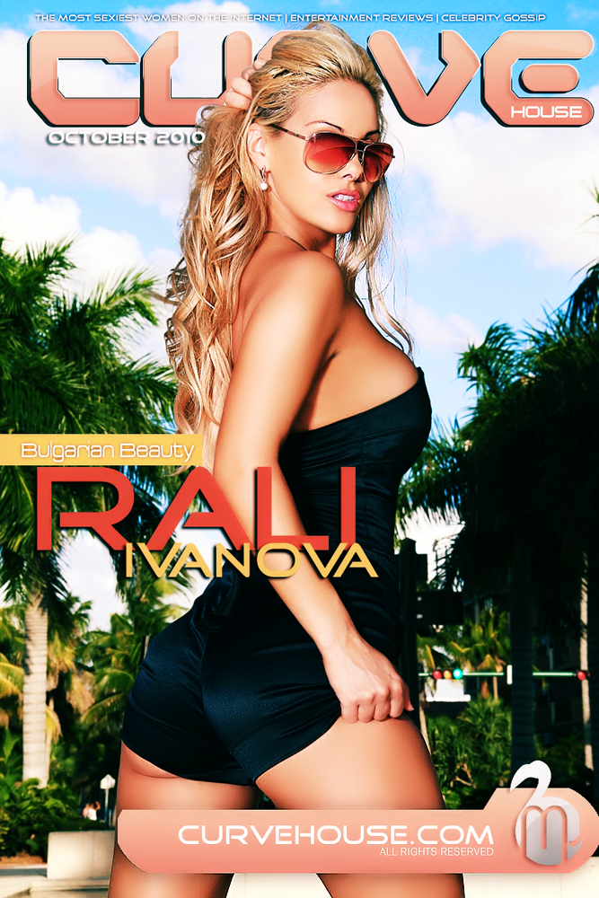 Miami Sep 30, 2010 Curvehouse/MJ FLIX Rali for Curvehouse October Issue