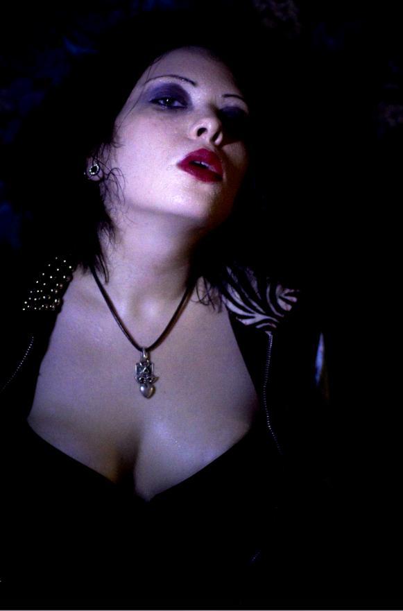 Female model photo shoot of Jacqi Kill