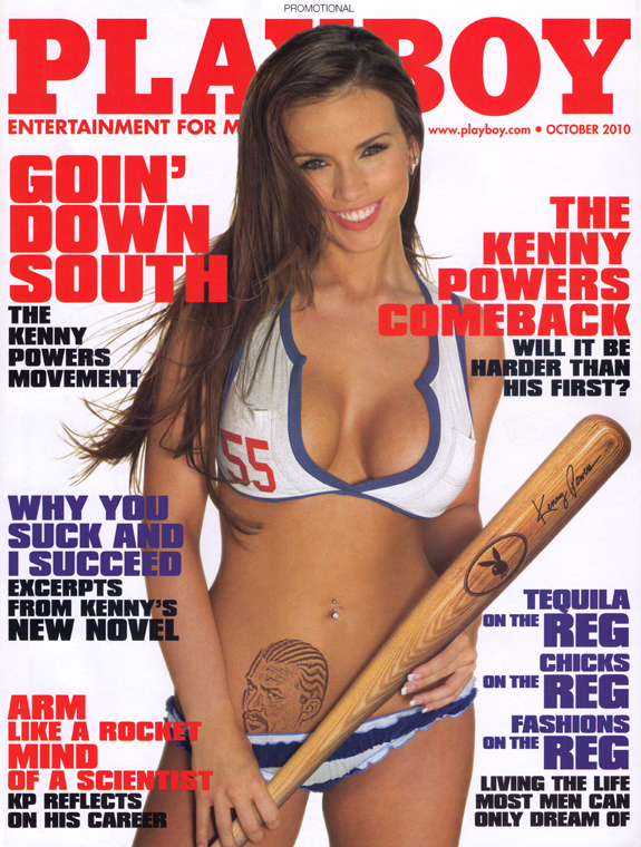 Oct 01, 2010 © 2009 Playboy Enterprises, Inc October Promotional Cover (Shoot by Brandon Uhr & Mikki Chernoff) Chernoff/Uhr