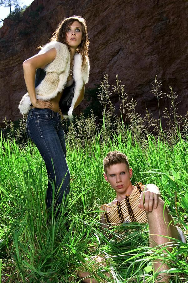 Male model photo shoot of Alexander OBrien in South Dakota