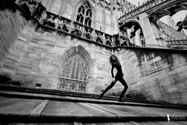 Milano Oct 04, 2010 Viktoria Skara - Duomo!