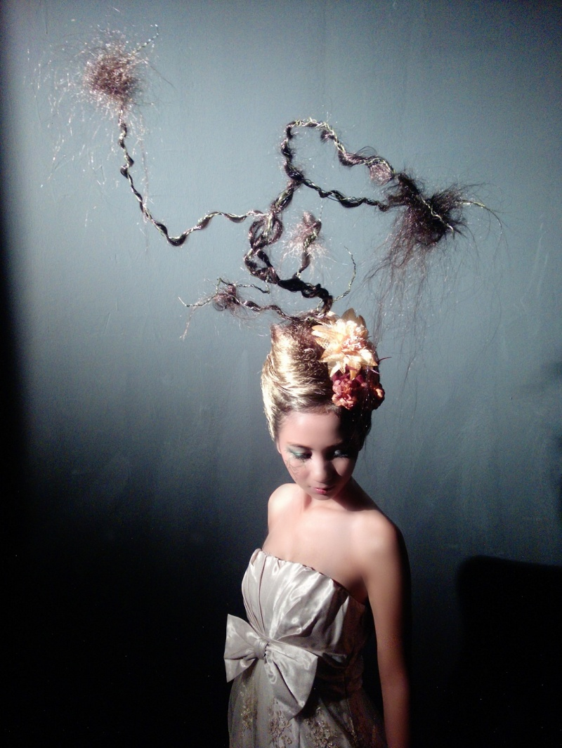 Oct 04, 2010 The Weeping Willow- My very 1st work, Photography, Dress, Makeup & Hair by yours truely.