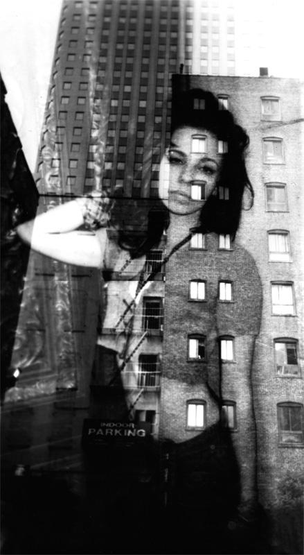 New York City Oct 04, 2010 Christoper Dunela Girl In The City  T4 Super Film Double Negative
