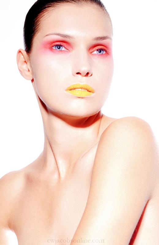 Atlanta GA Oct 04, 2010 Ikonic studios Diagnosed with Jaundice Model: Valeriya Minina, Make Up & Hair: Rouged Up, Photography CW Jacobs