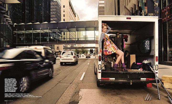 Minneapolis, MN Oct 04, 2010 © Miles Schuster Metro Magazine tear