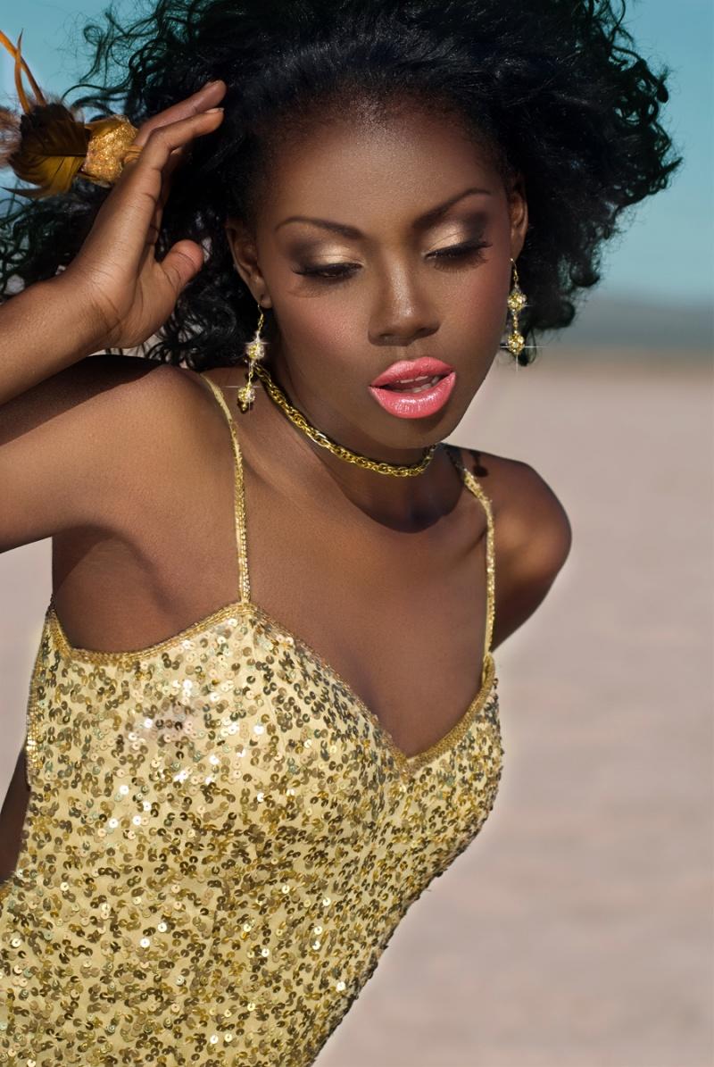 Female model photo shoot of Nadirah B
