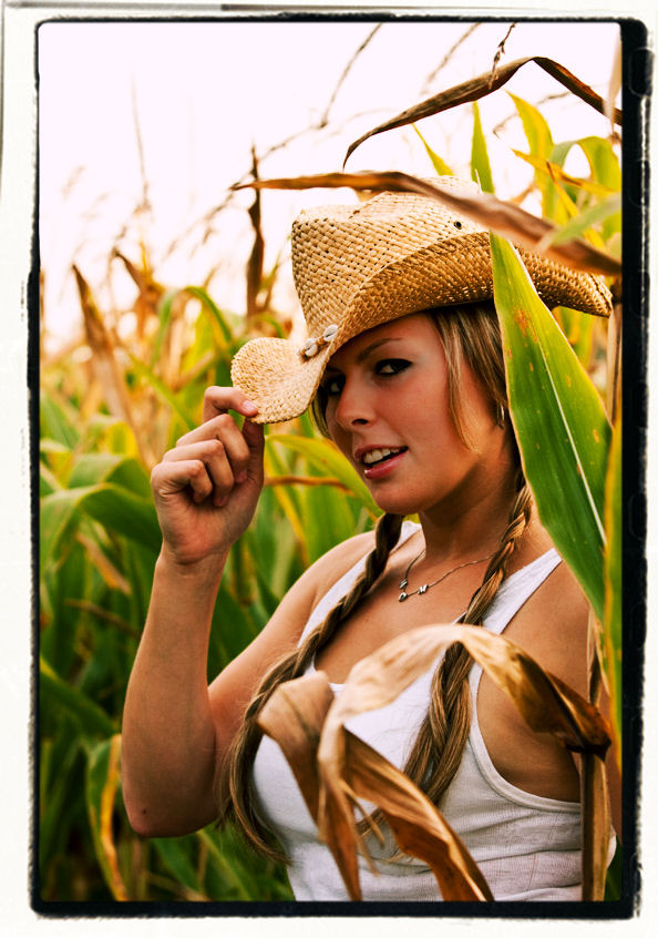 Oct 08, 2010 True cowgirl at heart! <3