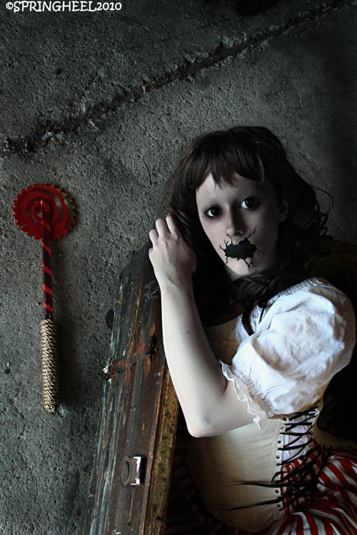 Oct 09, 2010 SPRINGHEEL 2010 In The Crate