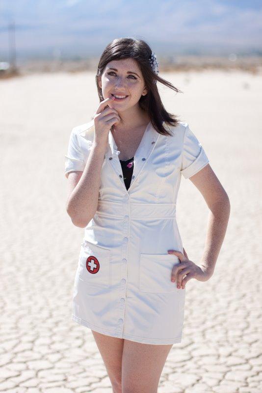Female model photo shoot of Jenna Monnster
