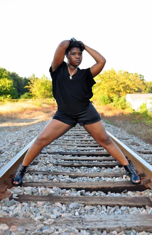 Female model photo shoot of Keke Renee by 210RawProductions