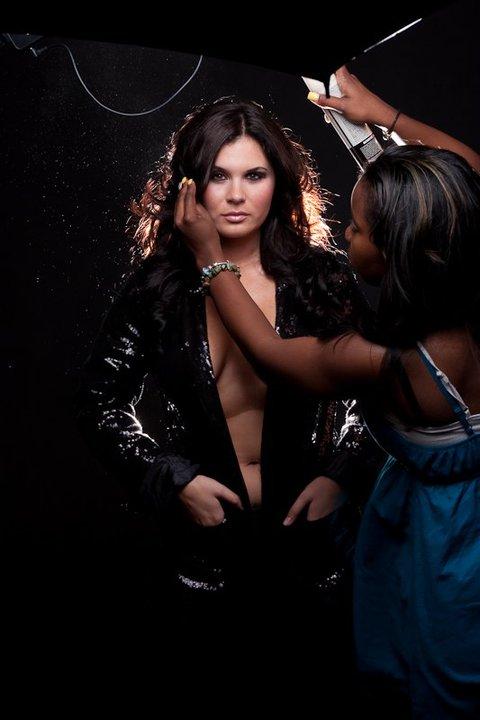 Female model photo shoot of Erica Bradley by Timothy pAULE