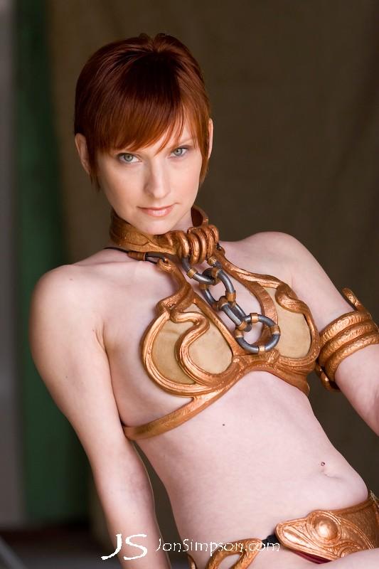 Oct 13, 2010 Slave Leia