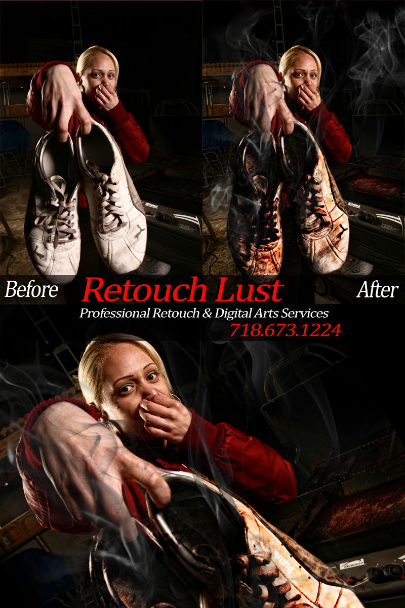 Male model photo shoot of Retouch Lust by Giuseppe Luzio in Retouch Lust - Professional Digital Photo Reotuch & Digital Arts Services