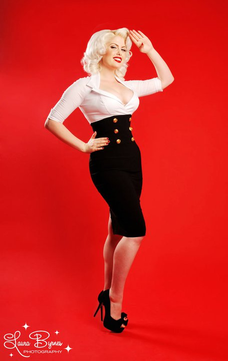 Oct 14, 2010 www.Pinupgirlclothing.com New Pinup Couture Shoes