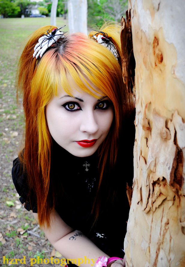 Female model photo shoot of DeadDollyX in Townsville