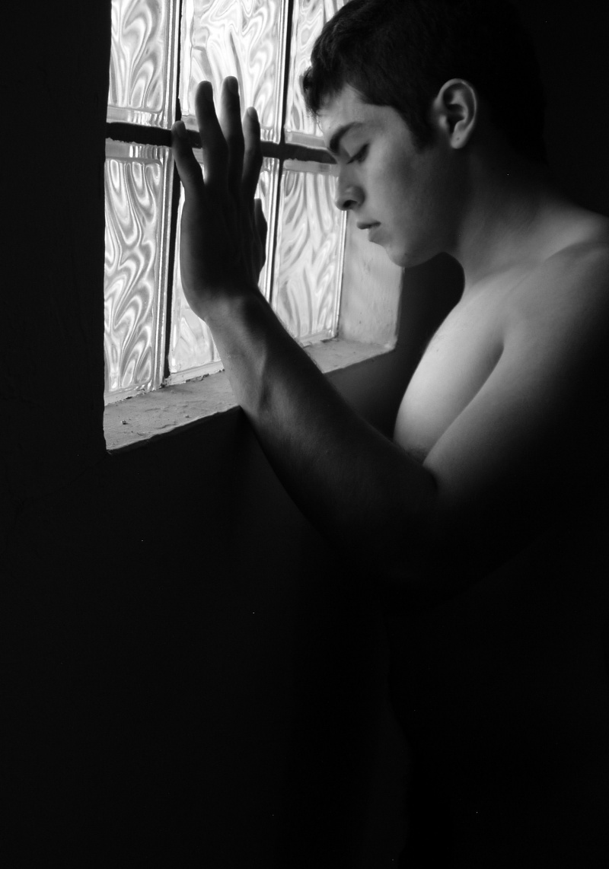 Male model photo shoot of Luis  Pinon by doug walker