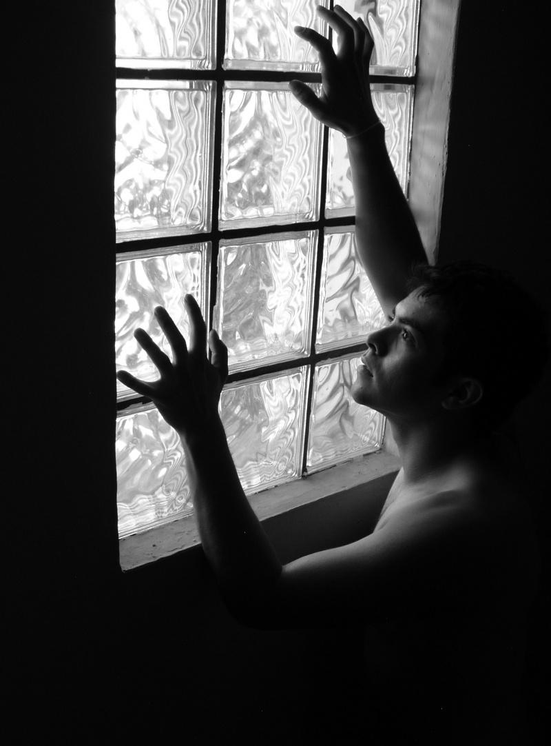 Male model photo shoot of Luis  Pinon