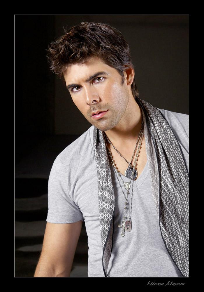 Male model photo shoot of Hiram Maxem in Los Angeles CA